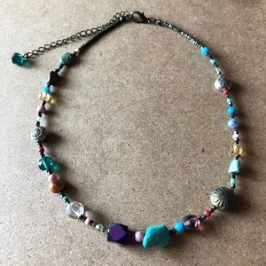 Jewelry - ✨FREE WITH PURCHASE✨ Colorful Necklace